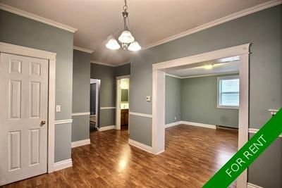 Moncton Duples Up/Down for rent:  1 bedroom
