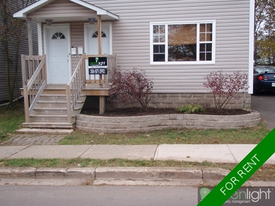 Moncton Duplex Up/Down for rent:  2 bedroom  (Listed 2017-12-01)