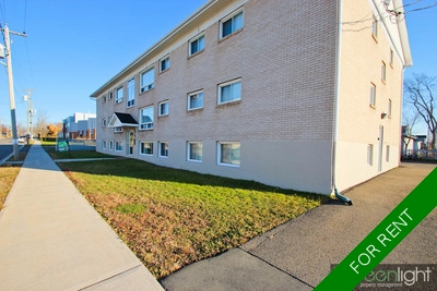 MONCTON Apartment for rent:  1 bedroom  (Listed 2017-11-01)