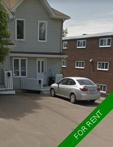 Moncton Duplex Side by Side for rent:  2 bedroom  (Listed 2021-04-01)
